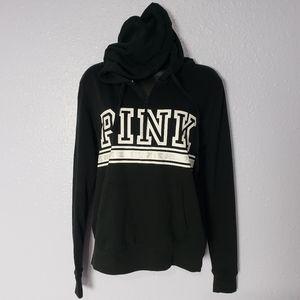 PINK Victoria's Secret 1/4 Zip Hoodie